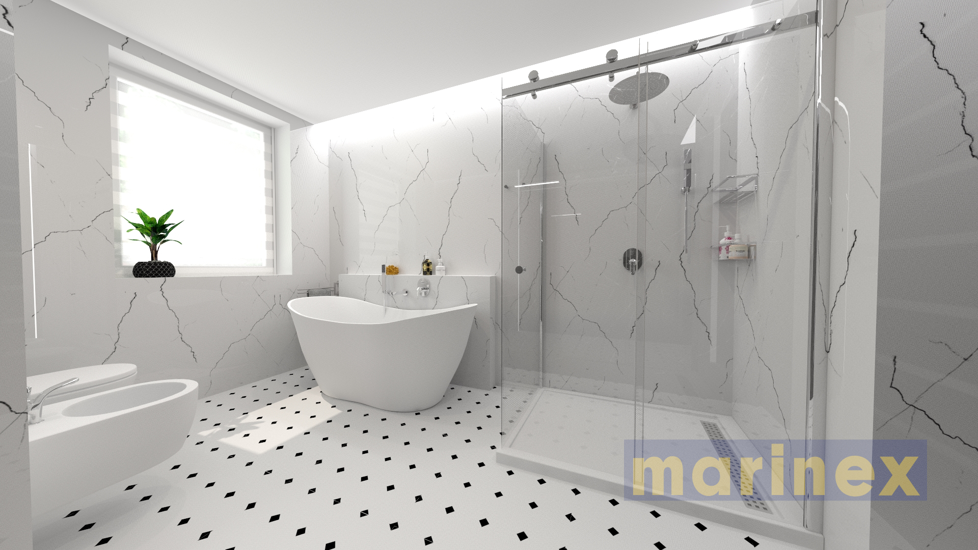 Marinex  wszystko do łazienki